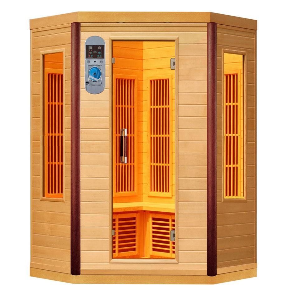 Sauna da casa prince 2l accessori per piscine - Prezzi sauna per casa ...