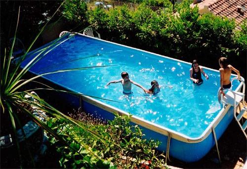 Piscine fuori terra morbide accessori per piscine - Accessori per piscine interrate ...